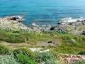 Scogliera mar Ionio