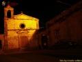 antica chiesa San Francesco di notte