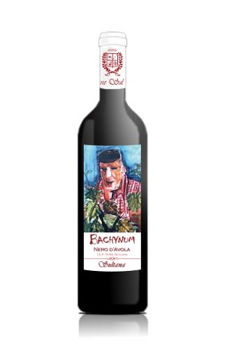 Bachynum Fronte (Nero d'Avola)